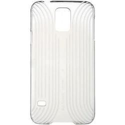 Клип-кейс Baseus Line Style для Samsung Galaxy S5 (LSSAS5-BC02) (белый) - Чехол для телефона