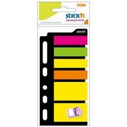 Вставка Hopax 21070 с закладками из пластика для органайзера 6*25л 2вида 3цвета - Бумага для записей самоклеящаясяБумага для записей самоклеящаяся<br>Вес (кг) 0.011, Объем (м3) 4.0E-5