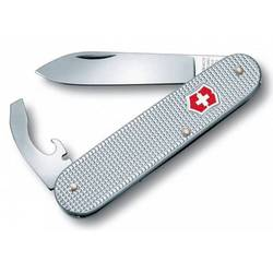 Нож перочинный Victorinox Alox Bantam 0.2300.26 84мм 5 функций алюминиевая рукоять серебристый - VictorinoxVictorinox<br>Вес (кг) 0.04, Объем (м3) 1.0E-5