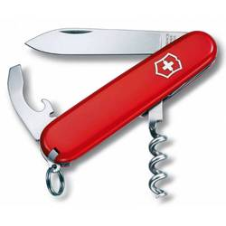 Нож перочинный Victorinox Waiter 0.3303 84мм 9 функций красный - VictorinoxVictorinox<br>Вес (кг) 0.04, Объем (м3) 3.0E-5