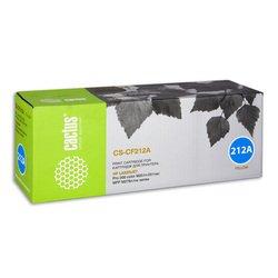 Картридж для HP LaserJet Pro 200 M251, M276 (Cactus CS-CF212A) (желтый) - Картридж для принтера, МФУ