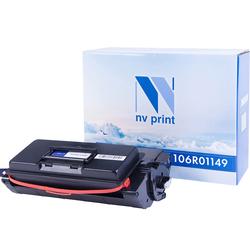 Картридж для Xerox Phaser 3500 (NV-Print NV-106R01149) (черный) - Картридж для принтера, МФУКартриджи<br>Картридж совместим с Xerox Phaser 3500.