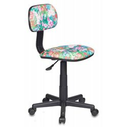 Кресло Бюрократ CH-201NX/Grland (зеленый луг) - Стул офисный, компьютерныйКомпьютерные кресла<br>Классическое кресло из ткани, эргономичная спинка, механизм качания, фиксация в нескольких положениях, регулировка по высоте (система газлифт)