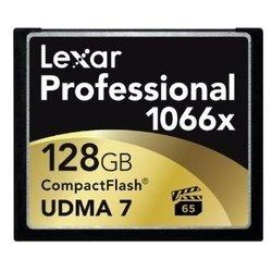 Lexar Professional 1066x CompactFlash 128GB - Карта флэш-памяти