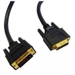 Кабель DVI-D - DVI-D 5m Dual Link (Ningbo) - Кабель, переходникКабели, шлейфы<br>Кабель предназначен для передачи цифровых данных.