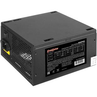 ExeGate 650PPE 650W с кабелем питания с защитой от выдергивания - Блок питания Беслан аксессуары для компьютера интернет магазин
