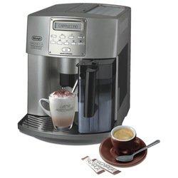 Delonghi ESAM 3500.S (серебристый) - Кофеварка, кофемашина
