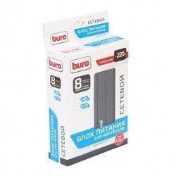 Универсальный адаптер питания для ноутбуков Buro (BUM-1187H90) - Сетевая, автомобильная зарядка для ноутбукаСетевые и автомобильные зарядки для ноутбуков<br>Универсальный адаптер питания подходит для ноутбуков: Acer, HP, Dell, Toshiba, Fujitsu, Samsung, Sony.