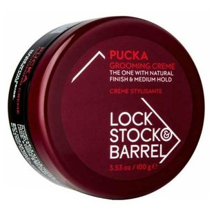 Lock Stock & Barrel Крем Pucka Grooming Creme