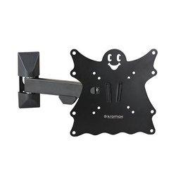 """Кронштейн Kromax CASPER-203 для LED/LCD TV 15""""-40"""" (черный) - Подставка, кронштейн"""