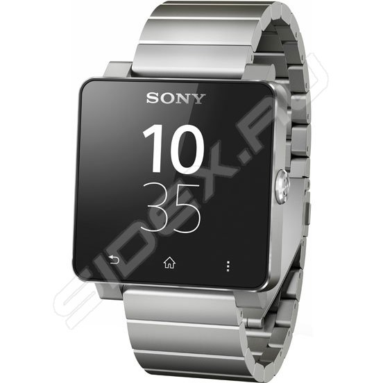 84ddbf66 Умные часы Sony SmartWatch 2 (металлический серебристый ремешок ...
