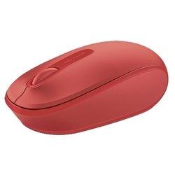 Microsoft Wireless Mobile Mouse 1850 U7Z-00034 Red USB - Мышь