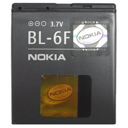 Аккумулятор для Nokia N95 (BL-6F CD000408) - Аккумулятор