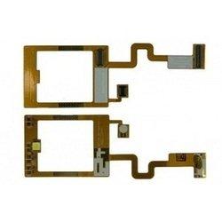 Шлейф для LG F2100 (с коннектором) (00000445) - Шлейф для мобильного телефонаШлейфы для мобильных телефонов<br>Шлейф в мобильном телефоне – маленькая, но неотъемлемая часть конструкции, представляющая собой систему контактных проводов, которая соединяет различные детали телефона.