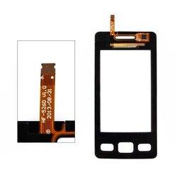 Тачскрин для Samsung Star II S5260 (черный) 1-я категория - Тачскрин для мобильного телефонаТачскрины для мобильных телефонов<br>Тачскрин выполнен из высококачественных материалов и идеально подходит для данной модели устройства.