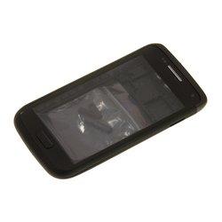 Корпус для Samsung Galaxy W i8150 (CD124479) (черный) - Корпус для мобильного телефонаКорпуса для мобильных телефонов<br>Потертости и царапины на корпусе это обычное дело, но вы можете вернуть блеск своему устройству, поменяв корпус на новый.