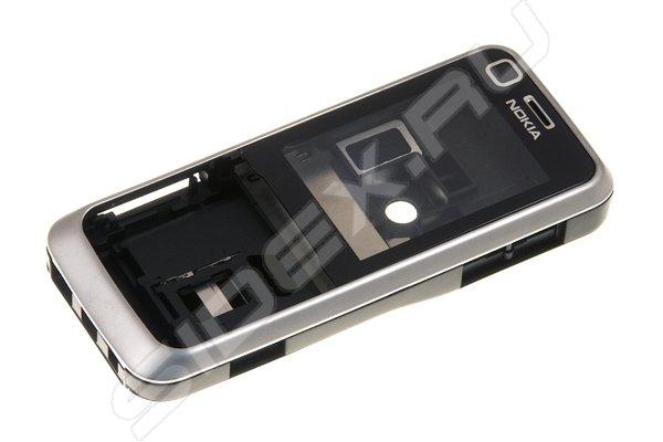 7459a8a4e88c4 Корпус для Nokia 6120 Classic (CD002394) (черный) - купить , скидки ...