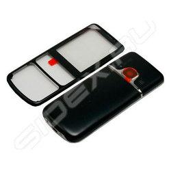 Корпус для Nokia 6700 Classic со средней частью (CD004517) (черный)  - Корпус для мобильного телефона