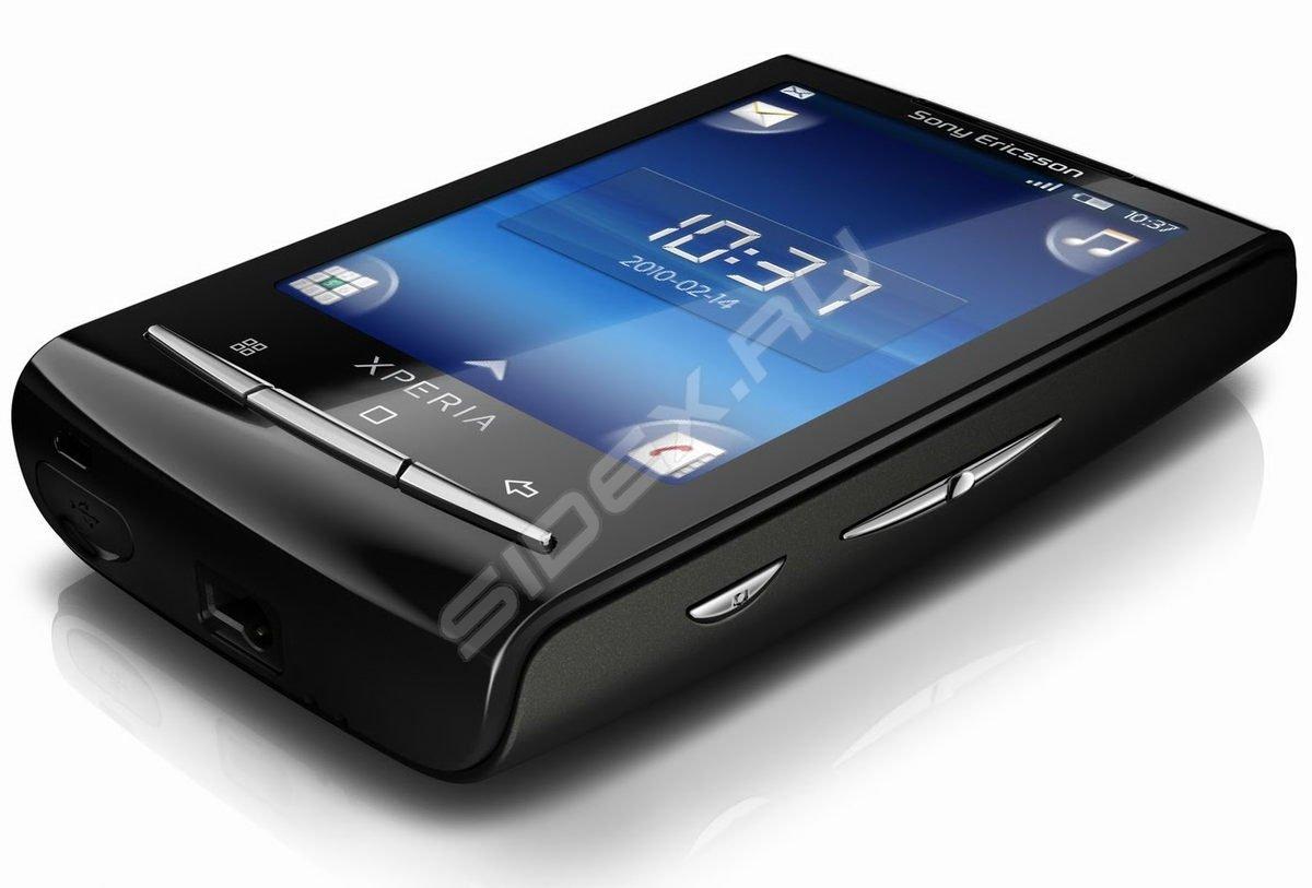 Корпус для Sony Ericsson Xperia X10 mini (CD013480) (черный ... fe0d08047d2b4