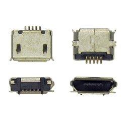 Разъем зарядки для Nokia 8600, 6500 (CD000388) - Системный, разъем зарядки
