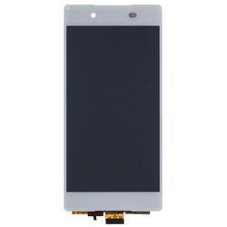 Дисплей для Sony Z3+ E6553 с тачскрином Qualitative Org (sirius) (белый) - Дисплей, экран для мобильного телефонаДисплеи и экраны для мобильных телефонов<br>Полный заводской комплект замены дисплея для Sony Z3+ E6553. Стекло, тачскрин, экран для Sony Z3+ E6553 в сборе. Если вы разбили стекло - вам нужен именно этот комплект, который поставляется со всеми шлейфами, разъемами, чипами в сборе.