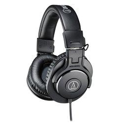 Наушники Audio-Technica ATH-M30X (черный) - Наушники
