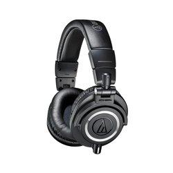 Наушники Audio-Technica ATH-M50X (черный) - Наушники