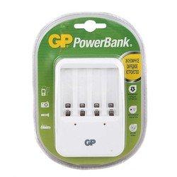 Зарядное устройство для аккумуляторных батарей (GP PB420GS-2CR1) - Батарейка, аккумуляторБатарейки и аккумуляторы<br>Зарядное устройство предназначено для быстрого заряда аккумуляторных батарей