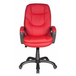 Кресло руководителя Бюрократ CH-868AXSN (красный, искусственная кожа) - Стул офисный, компьютерныйКомпьютерные кресла<br>EAN код 4690207253437, Срок гарантии (в месяцах) 18, Вес (кг) 18.6, Объем (м3) 0.191