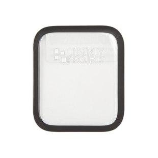Защитное стекло для Apple Watch Series 4 40мм (Hoco Curved HD Silk) (черный) - Защитное стекло, пленка для умных часовЗащитные стекла и пленки для умных часов<br>Предназначено для защиты экрана устройства от царапин и потёртостей.