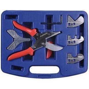 Stayer 23374-H6 - Набор инструментовНаборы инструментов<br>Ножницы для резки пластиковых профилей, линолеума, резиновых шлангов, 6 предметов
