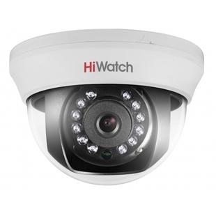 HiWatch DS-T201 6мм (белый) - Камера видеонаблюденияКамеры видеонаблюдения<br>Матрица: 1/2.7quot; CMOS матрица, количество эффективных пикселей: 1920х1080, режим «день/ночь», дальность действия ИК: до 20м.