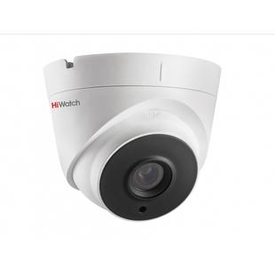 HiWatch DS-T203P 3.6мм (белый) - Камера видеонаблюденияКамеры видеонаблюдения<br>HD-TVI камера, объектив 3.6мм, разрешение 2 Мп,EXIR-подсветка до 40м, IP66.