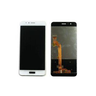 Дисплей для Huawei Honor 8 с тачскрином Qualitative Org (sirius) (белый) - Дисплей, экран для мобильного телефонаДисплеи и экраны для мобильных телефонов<br>Полный заводской комплект замены дисплея для Huawei Honor 8. Стекло, тачскрин, экран для Huawei Honor 8 в сборе. Если вы разбили стекло - вам нужен именно этот комплект, который поставляется со всеми шлейфами, разъемами, чипами в сборе.