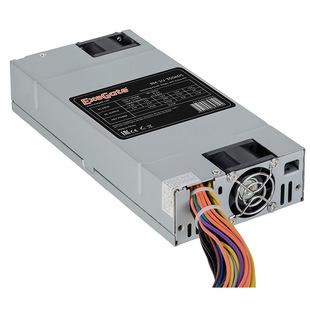 Exegate ServerPRO-1U-350ADS - Блок питанияБлоки питания<br>Серверный блок питания, 350W, APFC, унив. для 1U, 24pin, 2x(4+4)pin, 3xSATA, 3xIDE