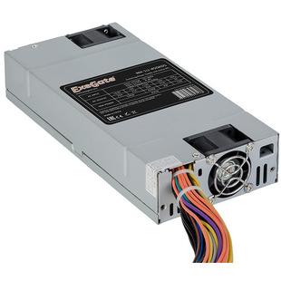 Exegate ServerPRO-1U-450ADS - Блок питанияБлоки питания<br>Серверный блок питания, 450W, APFC, унив. для 1U, 24pin, 2x(4+4)pin, 3xSATA, 3xIDE