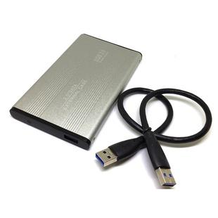 Espada HU307S (серебристый) - Корпус, док-станция для жесткого дискаКорпуса и док-станции для жестких дисков<br>Внешний корпус для установки 2.5quot;, HDD/SSD, SATA6G, USB3.0, серебристый