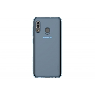 Чехол-накладка для Samsung Galaxy A30 (Araree A Cover GP-FPA305KDALR) (синий)