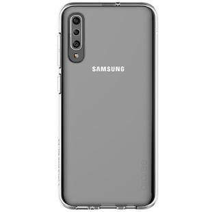 Чехол-накладка для Samsung Galaxy A50 (Araree A Cover GP-FPA505KDATR) (прозрачный) - Чехол для телефона  - купить со скидкой