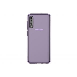 Чехол-накладка для Samsung Galaxy A50 (Araree A Cover GP-FPA505KDAER) (пурпурный) - Чехол для телефона  - купить со скидкой