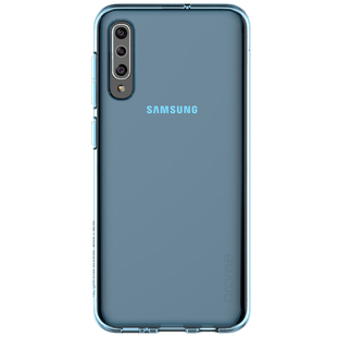 Чехол-накладка для Samsung Galaxy A50 (Araree A Cover GP-FPA505KDALR) (синий)