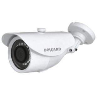 Beward M-920Q3 3.6мм (белый) - Камера видеонаблюденияКамеры видеонаблюдения<br>Аналоговая видеокамера с ИК-подсветкой, видеовыход: 1Vp-p, 75 Ом, подключение BNC (видеосигнал), Jack 2.1 мм (питание).
