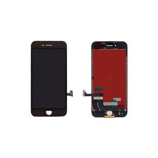 Дисплей для Apple iPhone 7 с тачскрином (М7750074) (черный) - Дисплей, экран для мобильного телефонаДисплеи и экраны для мобильных телефонов<br>Полный заводской комплект замены дисплея для Apple iPhone 7. Стекло, тачскрин, экран для Apple iPhone 7 в сборе. Если вы разбили стекло - вам нужен именно этот комплект, который поставляется со всеми шлейфами, разъемами, чипами в сборе.