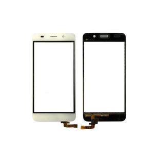 Тачскрин для Huawei Ascend Y6 (М7750233) (белый) - Тачскрин для мобильного телефонаТачскрины для мобильных телефонов<br>Тачскрин выполнен из высококачественных материалов и идеально подходит для данной модели устройства.