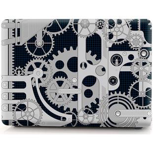 Чехол накладка для Apple MacBook Air 13 (i-Blason Cover Machine) - Чехол для ноутбукаЧехлы для ноутбуков<br>i-Blason Cover представляет собой ультратонкий и прочный чехол-накладку для MacBook Air 13. Он состоит из верхней и нижней накладки. Аксессуар обеспечит отличную защиту ноутбука от загрязнений и механических повреждений при транспортировке.
