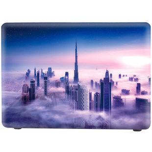 Чехол накладка для Apple MacBook Air 13 2018 (i-Blason Cover Burj Khalifa) - Чехол для ноутбукаЧехлы для ноутбуков<br>i-Blason Cover представляет собой ультратонкий и прочный чехол-накладку для MacBook Air 13 2018. Он состоит из верхней и нижней накладки. Аксессуар обеспечит отличную защиту ноутбука от загрязнений и механических повреждений при транспортировке.