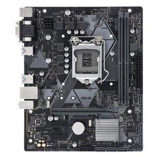 ASUS PRIME B365M-K RTL - Материнская платаМатеринские платы<br>Intel B365, 1xLGA1151, 2xDDR4 DIMM, 1xPCI-E x16, встроенный звук: HDA, 7.1, Ethernet: 1000 Мбит/с, форм-фактор microATX, DVI.