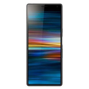 Sony Xperia 10 Dual (черный) - Мобильный телефон
