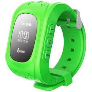 Rovermate Kid 05 (зеленый) - Умные часы, браслетУмные часы и браслеты<br>Rovermate Kid 05 - умные часы, OLED-экран, встроенный телефон.