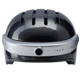 Шлем с камерой Airwheel С5 XL (карбон) - АксессуарРазное<br>Шлем Airwheel С5 carbon XL - Маx использование на одной зарядке - 4 часа для видеосъемки, 10 часов для Bluetooth.